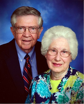 Jim and Virginia Taylor met 70 years ago while attending then East Mississippi Junior College, which is now East Mississippi Community College. Recently, the couple donated memorabilia from their years at EMCC to the college's archives.