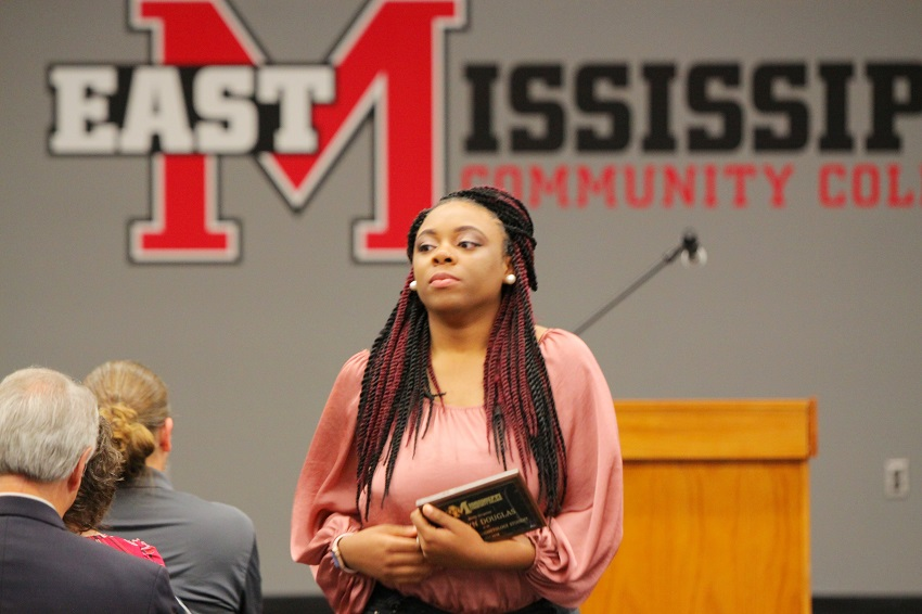 East Mississippi Community College's Golden Triangle a campus hosted its annual Awards Day Thursday, April 5.