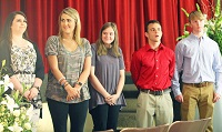East Mississippi Community College's Scooba campus hosted its annual Awards Day Wednesday, April 18.