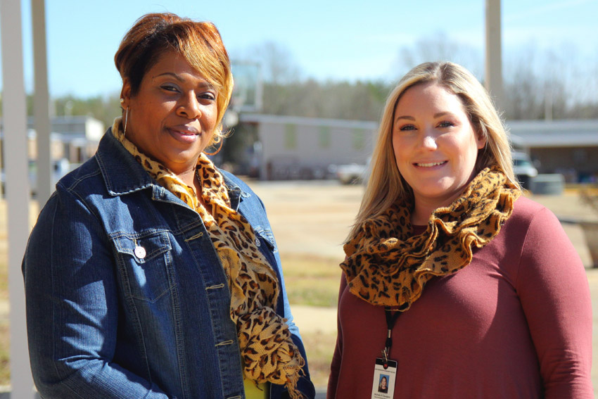 A new state program that provides resources to parents and child care center operators has opened an office on East Mississippi Community College's Golden Triangle campus.