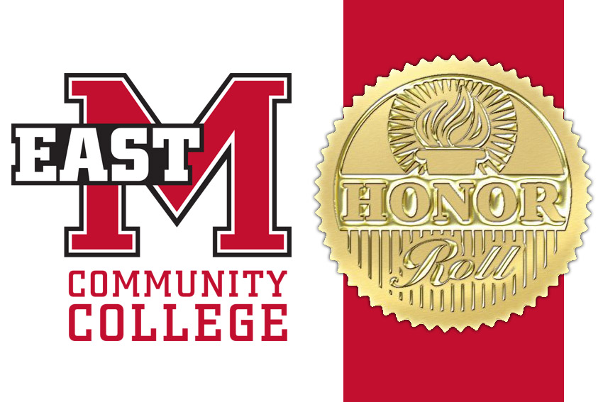 EMCC Fall 2017 Honor Roll