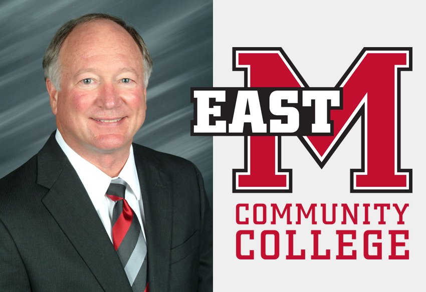 Dr. Rick Young has been named EMCC's interim president.