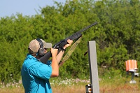 East Mississippi Community College's 10th Annual Sporting Clays Challenge took place Friday, May 11, 2018 at Burnt Oak Lodge in Crawford.
