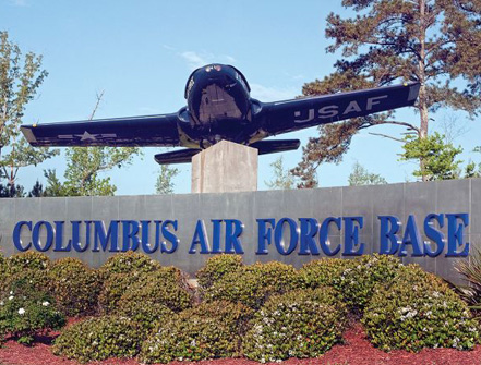 EMCC Columbus Air Force Base Extension