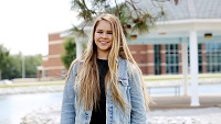 East Mississippi Community College sophomore Blair Madison is the only student in Mississippi named a 2018 Dowell Leadership Scholar.