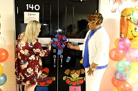 An open house and ribbon cutting was held the morning of Tuesday, July 17, for the Early Childhood Academy on East Mississippi Community College's Golden Triangle campus.