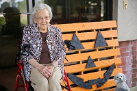 Frances McKay, who turns 101 Nov. 18, vividly recalls her time at East Mississippi Junior College, as today's East Mississippi Community College was known when she attended in 1935 to 1936.