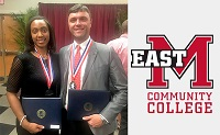TWO EMCC EMPLOYEES GRADUATE FROM LEADERSHIP ACADEMY