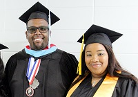 For the last two years, Macon resident Jaykanze Bryant, 18, attended high school and East Mississippi Community College while working a side job. Earlier this month she graduated from both EMCC and Noxubee County High School.