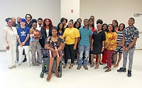 A graduation ceremony for students who completed East Mississippi Community College's Gateway Program took place Thursday, May 16, at the Noxubee Civic Center in Macon.