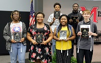 The Golden Triangle Early College High School held an Awards Day May 13 for students in 9th, 10th and 11th grades in the Lyceum Auditorium East Mississippi Community College's Golden Triangle campus.