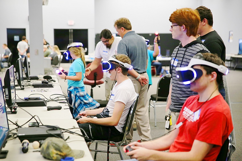 East Mississippi Community College's Information Systems Technology Department and the student-led Association of Information Technology Professionals will host a Digital Symposium Thursday, Feb. 28, to showcase emerging technologies to area businesses, industries and high school students. That event will be followed by a Local Area Network, or LAN, party for gamers the following night on Friday, March 1.