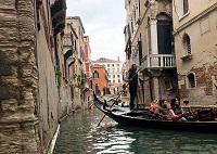 Students participating in East Mississippi Community College's May 2019 Study Abroad opportunity are on a 12-day grand tour of Italy.