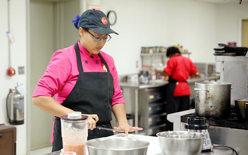 """On Oct. 28, East Mississippi Community College students who will present """"Taste of Italy,"""" a four-course dinner at the EMCC Lion Hills Center."""