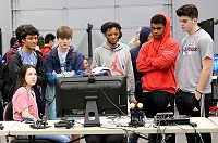The public is invited to attend a Technology Expo Oct. 3 and a Local Area Network, or LAN, party on Oct. 4. Both events will be take place in the Lyceum Auditorium on East Mississippi Community College's Golden Triangle campus.