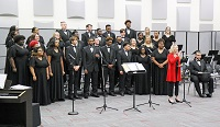 Current and prospective East Mississippi Community College students who are interested in one or more of the choral groups on the college's Scooba campus are urged to reach out to Director of Choral Activities Dr. Lorrie Stringer.