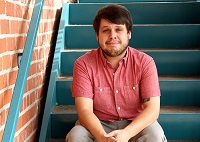 East Mississippi Community College alumnus C.T. Salazar has been named the recipient of the 2020 Mississippi Institute of Arts and Letters (MIAL) Awards in Poetry.