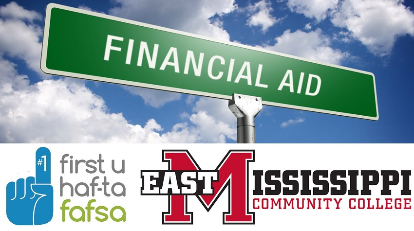 New and current students who need help filling out the Free Application for Federal Student Aid, or FAFSA, will be able to meet in person with financial aid staff during East Mississippi Community College's FAFSA Days that will take place at the Golden Triangle and Scooba campuses during the months of October and November.