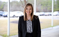 Starkville resident Regan McFerrin has been hired as a recruiting coordinator for East Mississippi Community College.