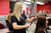 The Barbering and Cosmetology programs on East Mississippi Community College's Golden Triangle campus are offering haircuts, shaves and salon services to the general public at discounted rates.