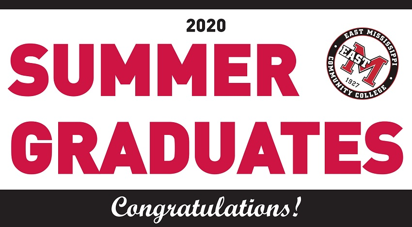 A total of 139 East Mississippi Community College academic and career-technical students completed their coursework over the summer and qualified to graduate.