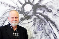 Former East Mississippi Community College art instructor Terry Cherry will present a free art lecture that is open to the public Feb. 26 on the college's Scooba campus.