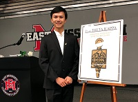 "East Mississippi Community College sophomore Quyen ""Peter"" Tran has been awarded a Tennessee Valley Authority STEM scholarship offered through a partnership with Phi Theta Kappa Honor Society."