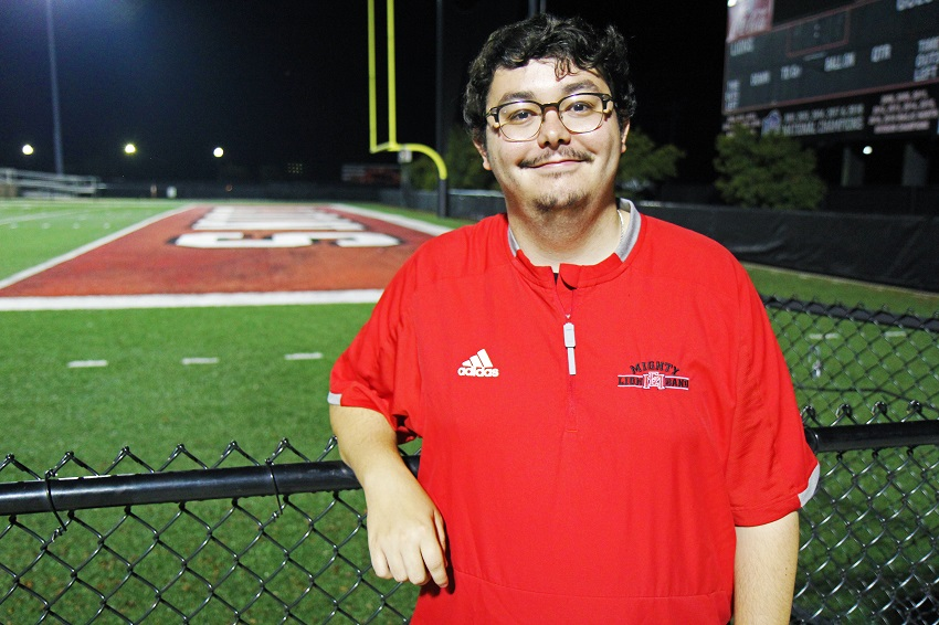 Ben Neal has been hired as the Assistant Director of Bands at East Mississippi Community College.