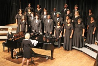 Auditions are in progress for students interested in joining choirs on East Mississippi Community College's Scooba and Golden Triangle campuses.